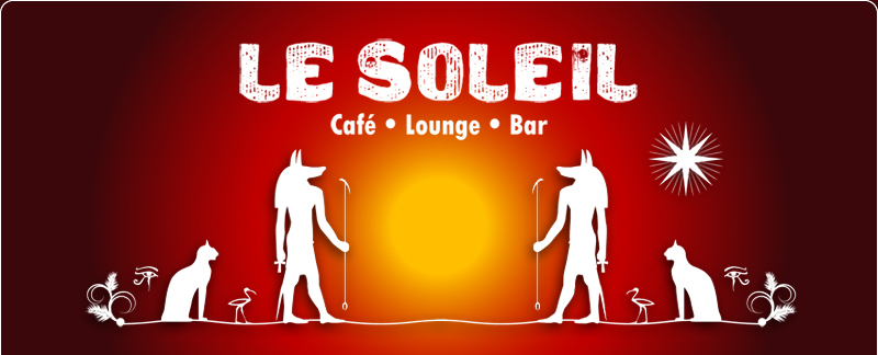 Le Soleil Berlin - Cafe - Lounge - Bar in Berlin Schöneberg